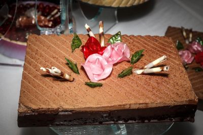 Gâteau royal chocolat